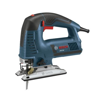 Bosch 7.2 Amp Top-Handle Jigsaw with Exact-Fit Tool Insert Tray - JS572EN