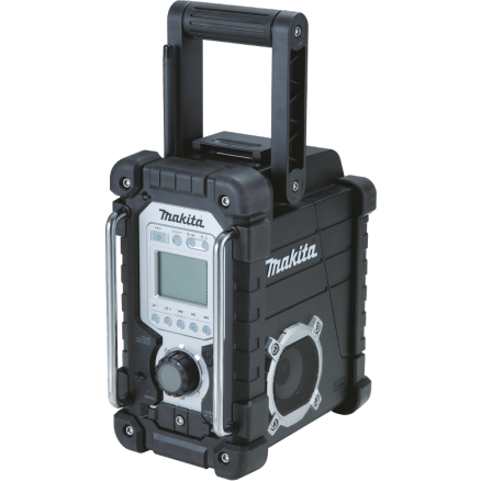 Makita 18V LXT® Lithium‑Ion Cordless FM/AM Job Site Radio with iPod® Docking Station - LXRM03B