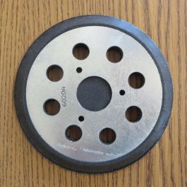 Porter Cable 5 Hook And Loop Sander Pad Velcro For Orbit