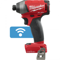 """Milwaukee M18 FUEL™ 1/4"""" Hex Impact Driver with ONE-KEY™ (Tool Only) 2757-20"""