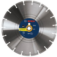 "Bosch 14"" Segment Diamond Blade - DB1441"