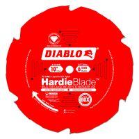 "Freud Diablo 10"" x 6 Tooth (PCD) Fiber Cement HardieBlade - D1006DH"
