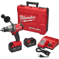"Milwaukee M18 FUEL™ 1/2"" Hammer Drill/Driver Kit - 2704-22"