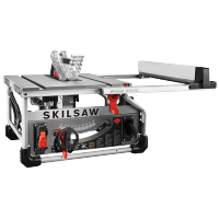 "SkilSaw 10"" Worm Drive Table Saw with Free Stand - SPT70WT-22"