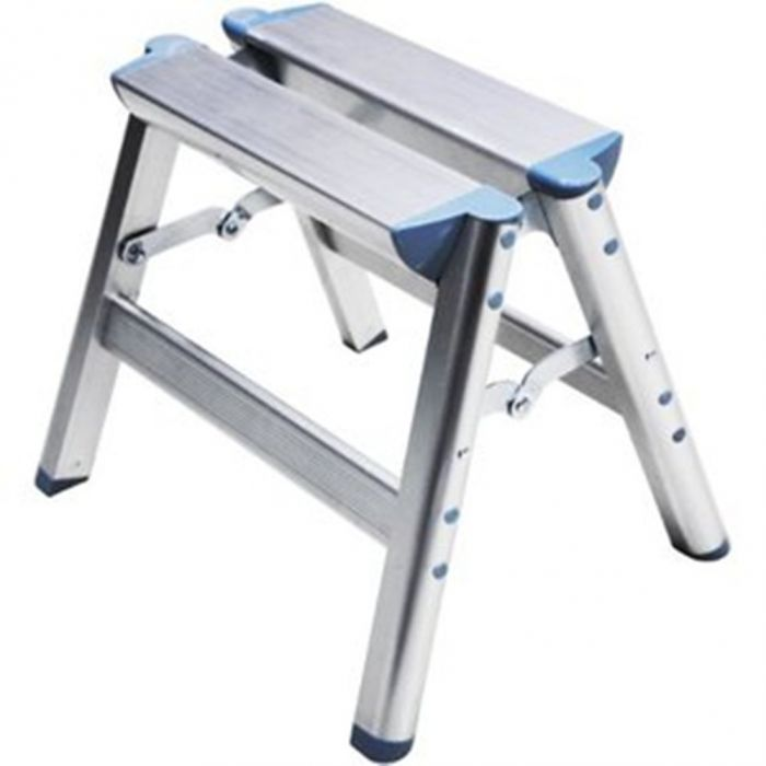 Pleasant Telesteps 100Ss 12 Inch Aluminum Folding Step Stool Caraccident5 Cool Chair Designs And Ideas Caraccident5Info