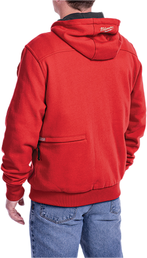 06254685c28 Milwaukee 302R-21XL M12™ Heated Hoodie Kit - Red