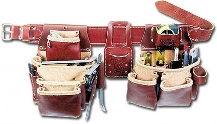 Occidental Leather Seven Bag Pro Framer Tool Belt Large 5089l