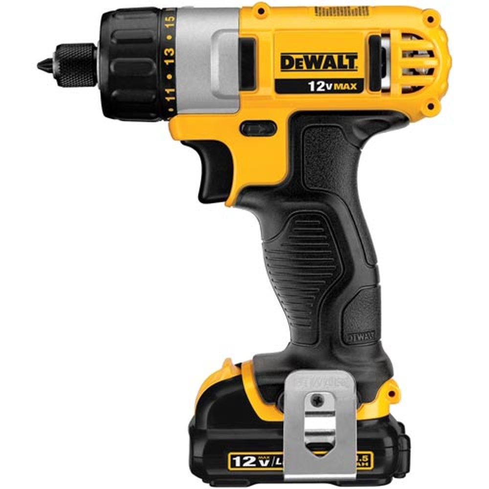 DeWalt 20V MAX Lithium Ion Hammerdrill Impact Driver Combo Kit