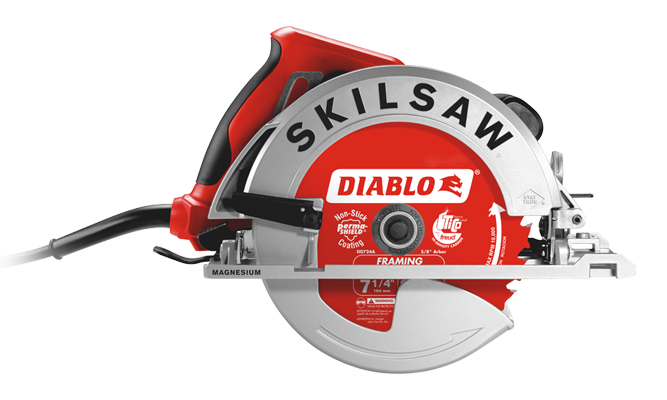 Skilsaw Spt77wml 22 7 188 Lightweight Magnesium Worm Drive Saw