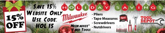 Milwaukee Holiday Savings