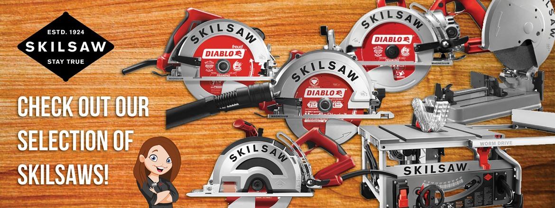 SkilSaw Tools