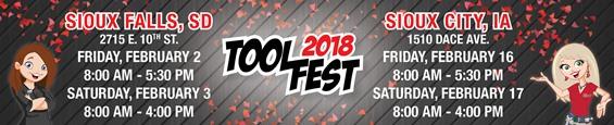 Tool 2018 FEST